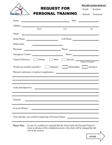 Training Request Form. Employee Training Request Form 23 ...