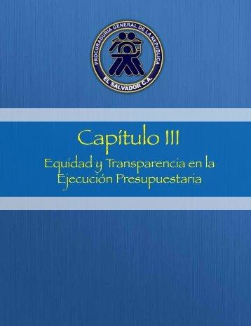 Capitulo III.pdf - Procuraduría General de la República de El Salvador