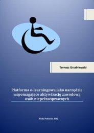 Raport E-learning - Strona główna