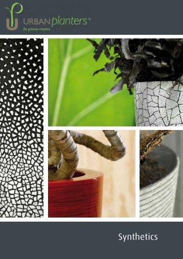 Synthetics - Urban Planters