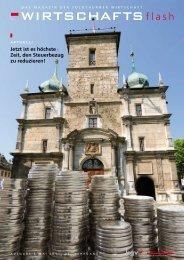 Ausgabe 3 Mai 2011 zum - WIRTSCHAFTSflash