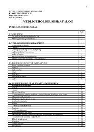 VEDLIGEHOLDELSESKATALOG - Domea