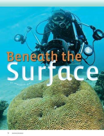 Beneath the Surface - Saudi Aramco