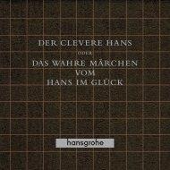 Hans im Glück - Hansgrohe
