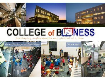 Untitled - College of Business