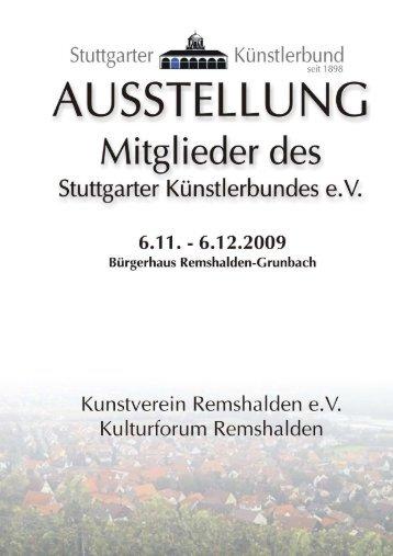 Brigitte Pidde - Künstlerbund Stuttgart