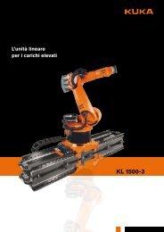 Kl 1500-3 - KUKA Robotics
