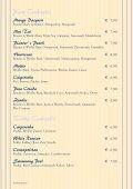 Getränkekarte Stofferl´s Lounge - Hotel Sommerhof - Seite 3