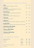 Getränkekarte Stofferl´s Lounge - Hotel Sommerhof - Seite 5