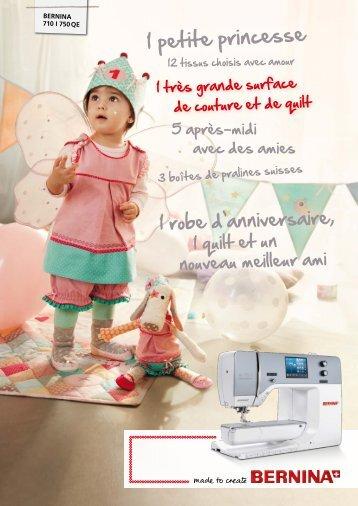 1 petite princesse - Bernina