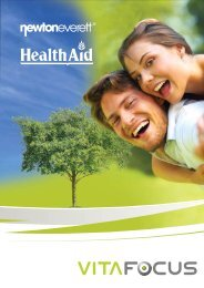 изтеглете брошура - VitaFocus - Здраве и Красота