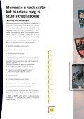 Biztonság az eredményes munkavégzéshez - Dehn - Page 6