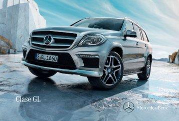 Clase GL - Mercedes-Benz México