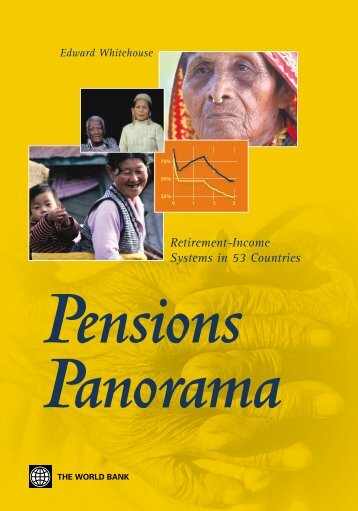 Pensions Panorama - ISBN: 0821367641 - Free