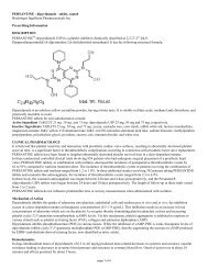 Dipyridamole - American Geriatrics Society