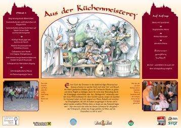 derK üchenmeisterey derK üchenmeisterey - Ritteressen auf der ...