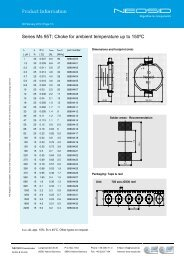 Produktinfo Ms95T_090212 - neotech