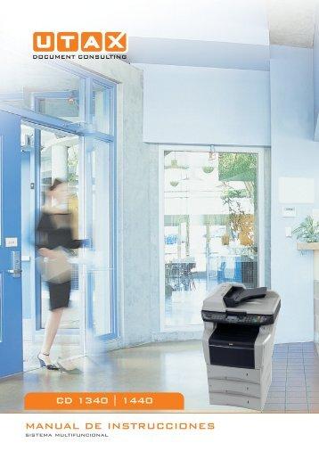 5 Funciones de envío - UTAX NL