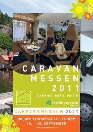 CARAVANMESSEN 2011