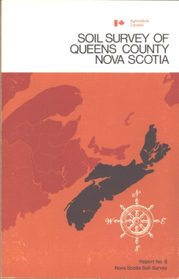 Reprinted 1978 - Agriculture and Agri-Food Canada