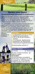 Lennestadt & Kirchhundem Urlaubsideen und Reiseangebote - Seite 7