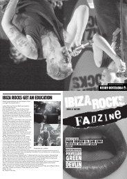 issue 6 - Ibiza Blog
