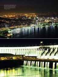 All lit up: Rio de Janeiro glows  in the night sky; the ... - Voith Hydro