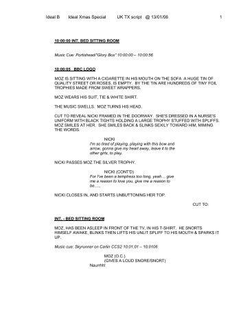 Download this script - BBC