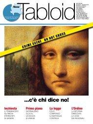 New Tabloid n°6 - 2012 - Ordine dei Giornalisti