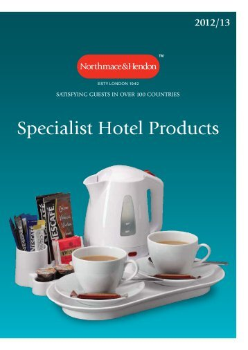 Specialist Hotel Products - Northmace