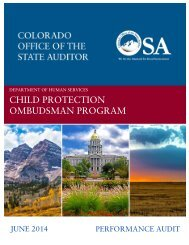 1345P - Child Protection Ombudsman Program, Performance Audit