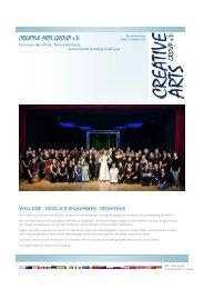 Zum Download - Creative Arts Group eV