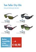 Flyer Sonnenbrille 2011 - Delker Optik - Seite 4