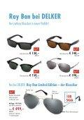 Flyer Sonnenbrille 2011 - Delker Optik - Seite 6