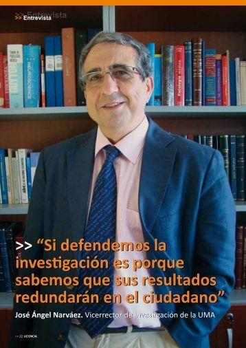 Entrevista - Repositorio Institucional de la Universidad de Málaga