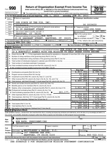 College Entrance Examination Board Irs Form 990 For Tax Year