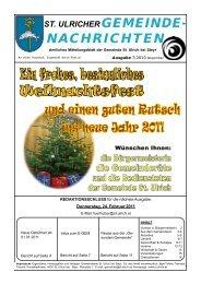 1.010 KB - St. Ulrich bei Steyr
