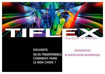 Télécharger notre fiche produit (PDF, 383 Ko) - Tiflex
