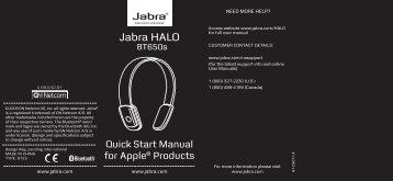 Jabra HALO - Globe Systems ApS