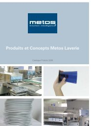 Produits et Concepts Metos Laverie