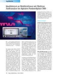 Download article as PDF (0.2 MB) - Rohde & Schwarz