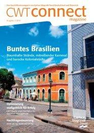 Buntes Brasilien - Carlson Wagonlit Travel