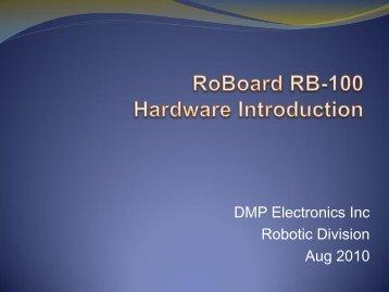 Pin # Signal Name - RoBoard