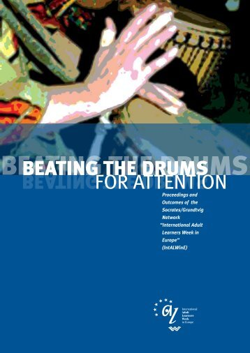 beating the drums for attention - UNESCO Institute for Lifelong