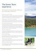 CANADA, ALASKA & - Scenic Tours - Page 6