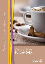Klikk for Surano CoEX produktark - Sodexo