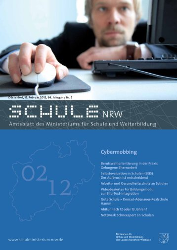 Cybermobbing – Diffamie - rung durch Handy, Internet und Co.