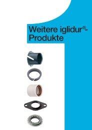 Weitere iglidur®- Produkte - Igus