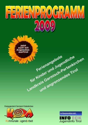Verleihservice Kreisjugendring - Kommunale Jugendarbeit