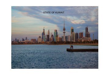 STATE OF KUWAIT - Middle East - OIE